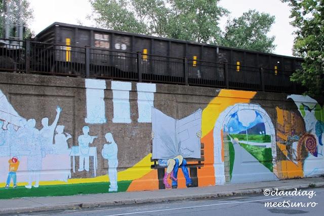 Graffiti in Montreal