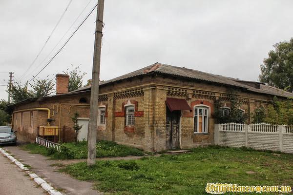 Історичне приміщення колишньої військової лазні