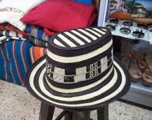 Sombrero Vueltiao Tipo Jorge Celedón Ref. 4