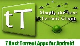 Torrent apps for Android and iPhone