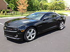 2010 Chevrolet Camaro 2SS Coupe 2-Door 6.2L, 6 speed manual, Leather, LIKE NEW