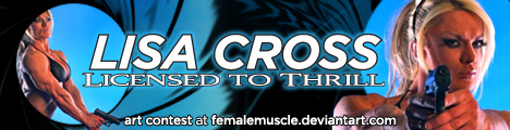 Lisa Cross: Licensed to Thrill