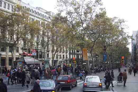 バルセロナ都市画像/イメージ