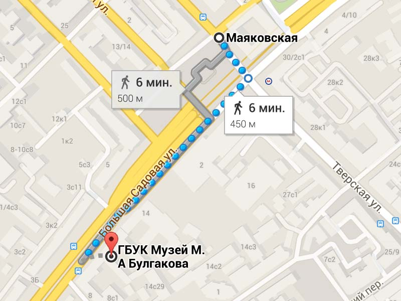Музей Булгакова как добраться