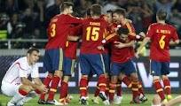 Goles Georgia España [0 - 1] Martes 11 Septiembre