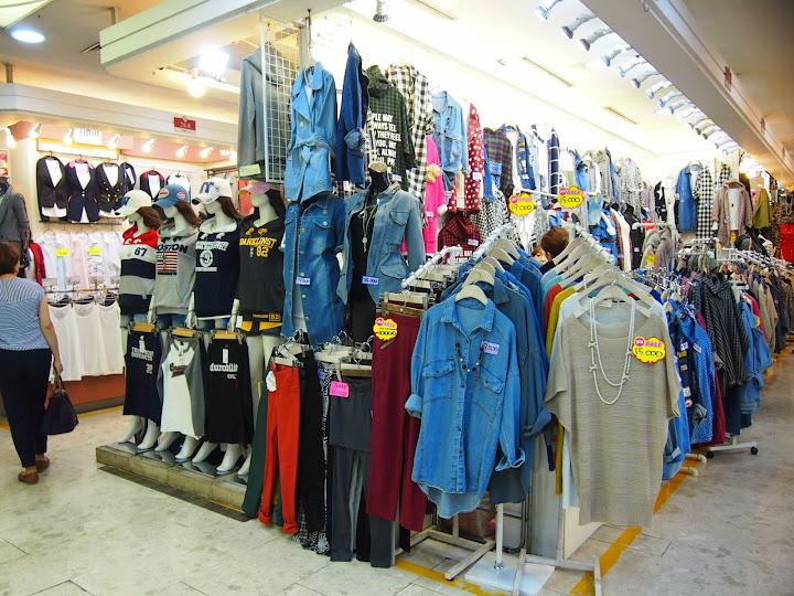 東大門 ミリオレ ショッピング