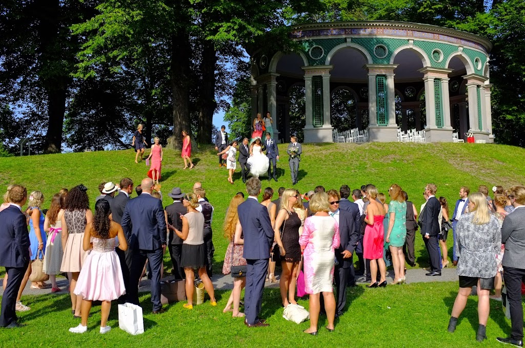 Swedish wedding in Astrid Lingren tale style