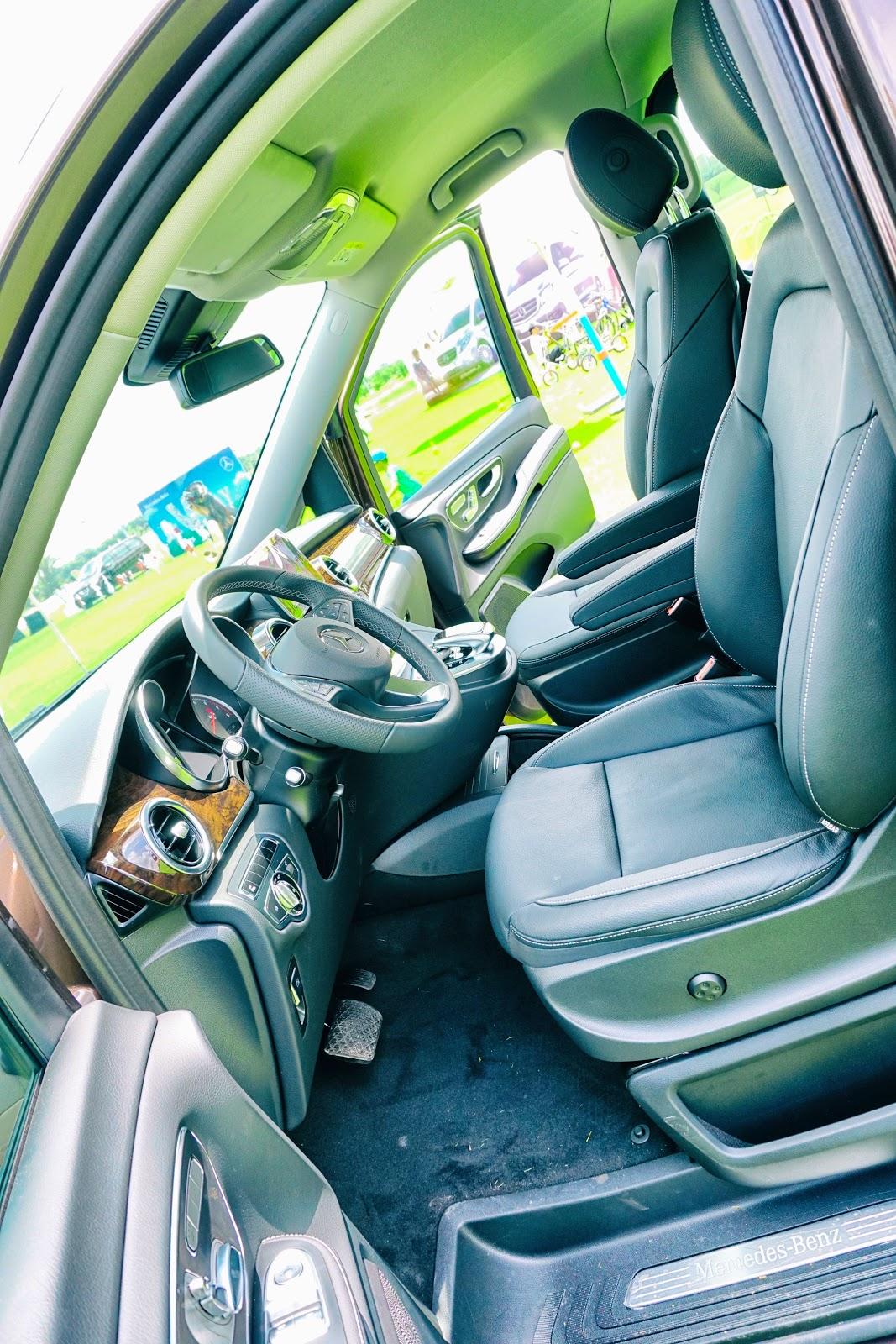 Mercedes Benz V Class 2016