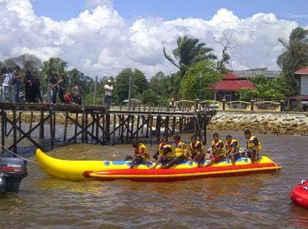 Rencana Kerjasama Pengembangan Pantai Wisata Danau Bunga Tujuh Kota Dumai