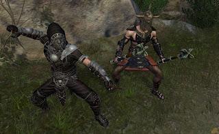 Age of Conan Слава на крови