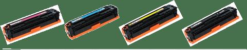 Toner HP colorido