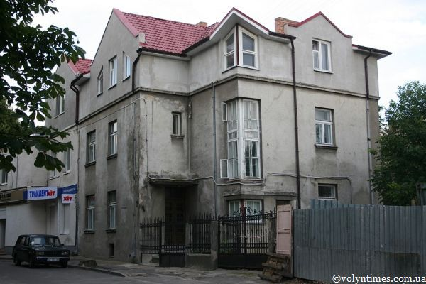 Добудова історичного будинку на вул. C. Бандери