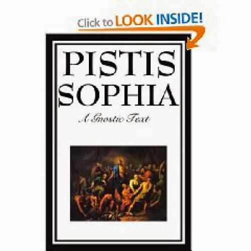 G R S Mead Pistis Sophia