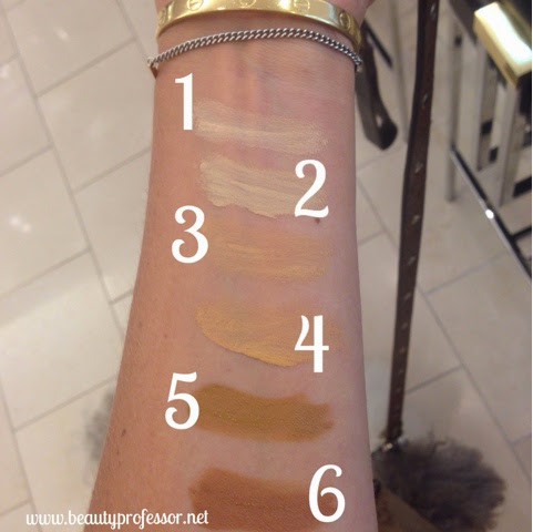 tom ford concealing pen swatches