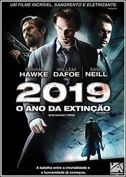 2019 O Ano Da Extinção BDRip x264 Dublado