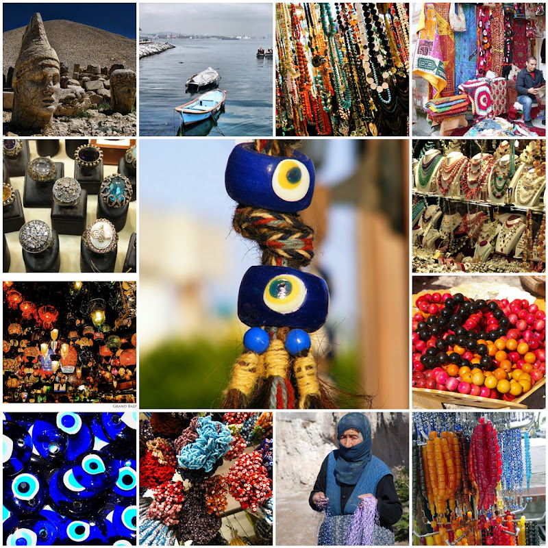 Turkish Beads, Jewelry and Culture