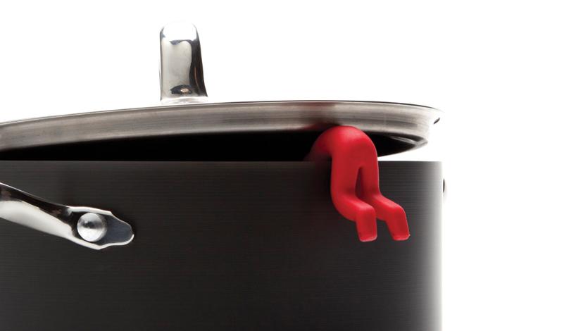 аксесоар за кухня - подпирачка за тиган
