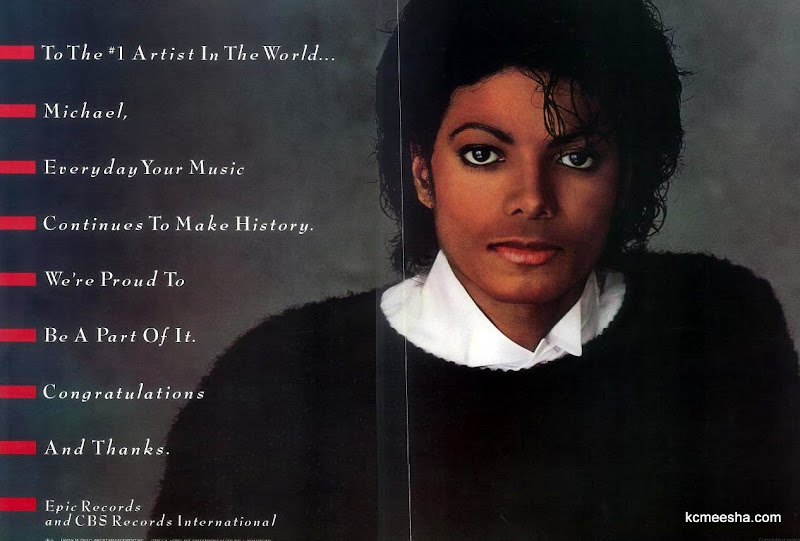 Remember The 80s? Michael Jackson