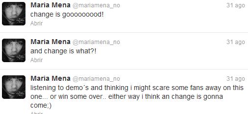 """Maria Mena >> album """"Weapon In Mind"""" 1347124162923"""