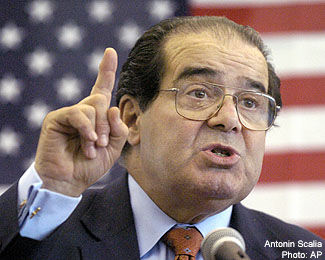 scalia Top 20 Things Learned from New York Magazines Interview w/ Justice Scalia