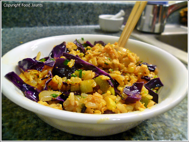 Mexican Fried Rice CloseUp