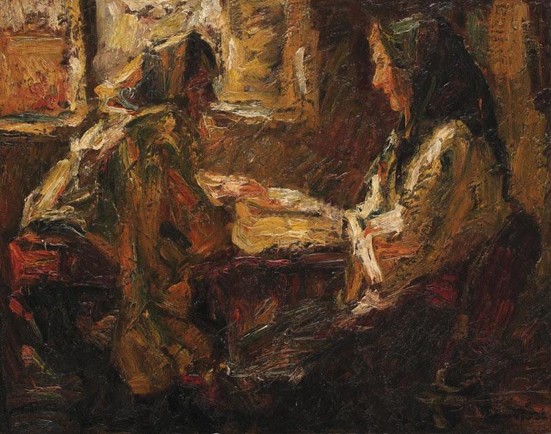 Rudolf Schweitzer-Cumpăna - La taifas