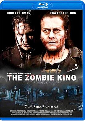 Filme Poster The Zombie King BDRip XviD & RMVB Legendado