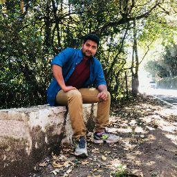 Chandra Teja Photo 2