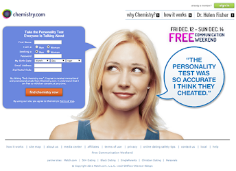 Chemistry.com dating website