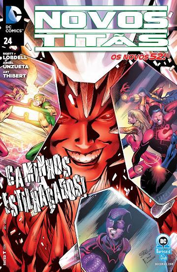 Resultado de imagem para NOVOS TITÃS ANUAL (2011) # 01