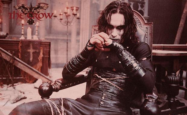 'The Crow' Reboot Eyeing Spring 2015 Shoot