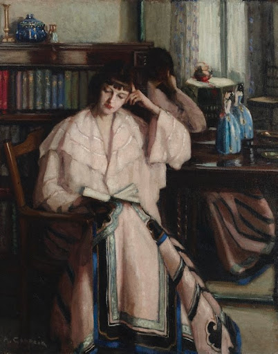 Agnes Goodsir - Chinese skirt