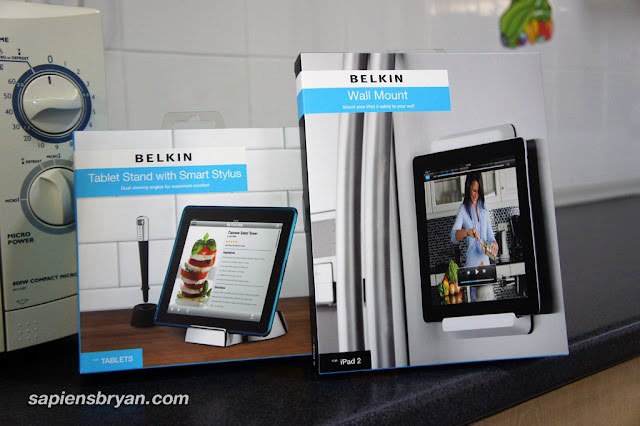 Belkin Tablet Kitchen Accessories