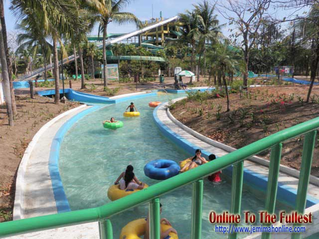 Swimming Pool at Splash Island