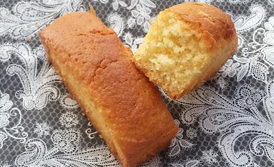 Cake à la noix de coco et polenta - recette indexée dans les Desserts