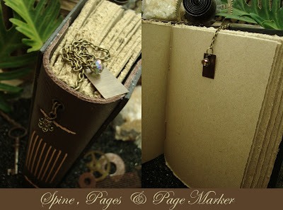 handmade books journals