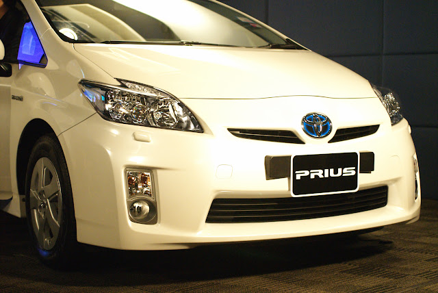 Toyota Prius Project
