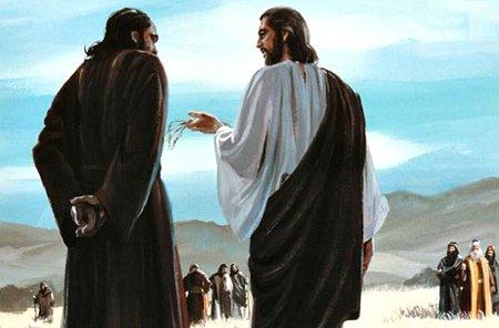 Pēterim nepatīk Jēzus mācība