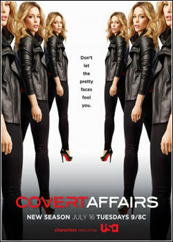 14 Covert Affairs 5ª Temporada Episódio 04 Legendado RMVB + AVI