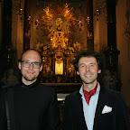 Tenor und Orgel - Wilfried Rogl und Michael König - Geistliche Abendmusik in der Basilika Wilten - 04.08.2014