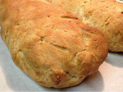Zwieback Bread Loaf