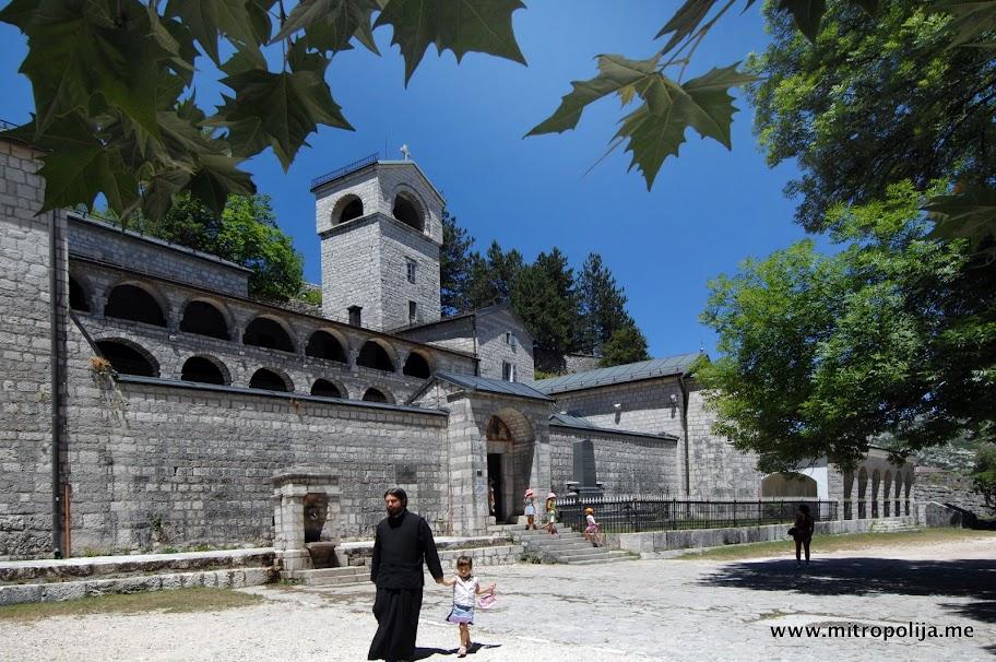 ZCH_4011 Всемирното Православие - ЦЕТИНСКИЯТ МАНАСТИР – ДУХОВНИЯТ ЦЕНТЪР НА ЧЕРНА ГОРА