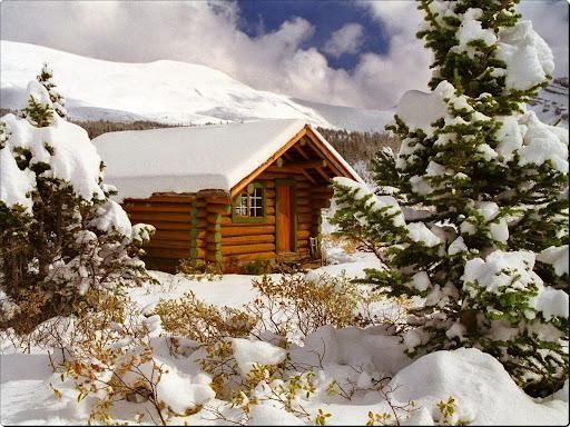 Cozy Log Cabin, Mount Assiniboine, British Columbia, Canada.jpg
