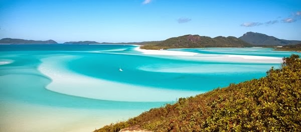 Ilhas Whitsunday - Queensland