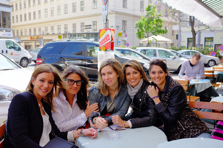 friends in Vienna