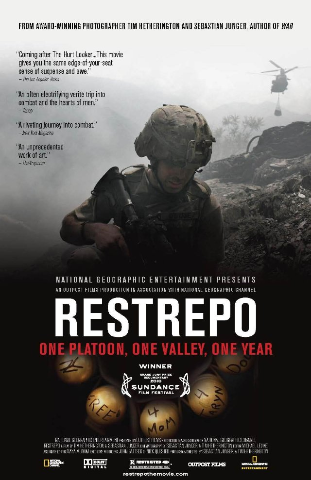 Watch THIS Instantly: Restrepo