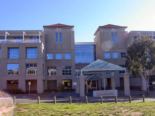 Tòa nhà Bộ Ngoại giao và Thương mại Australia. Ảnh: Wikimedia.