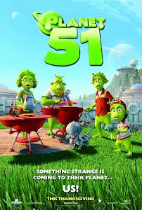 Hành Tinh Số 51 - Planet 51 poster