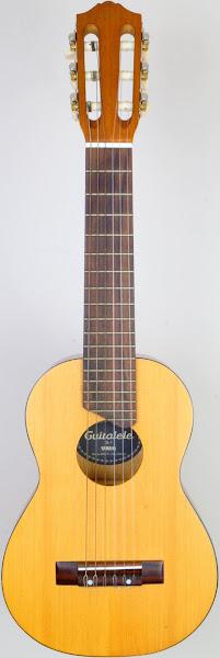Yamaha GL1 Guitarlele 6 string Ukulele Corner