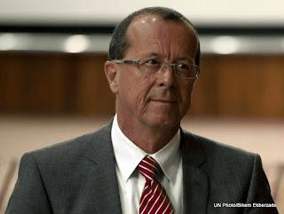 Martin Kobler, nommé représentant spécial du secrétaire général de l'Onu en RDC en juin 2013.